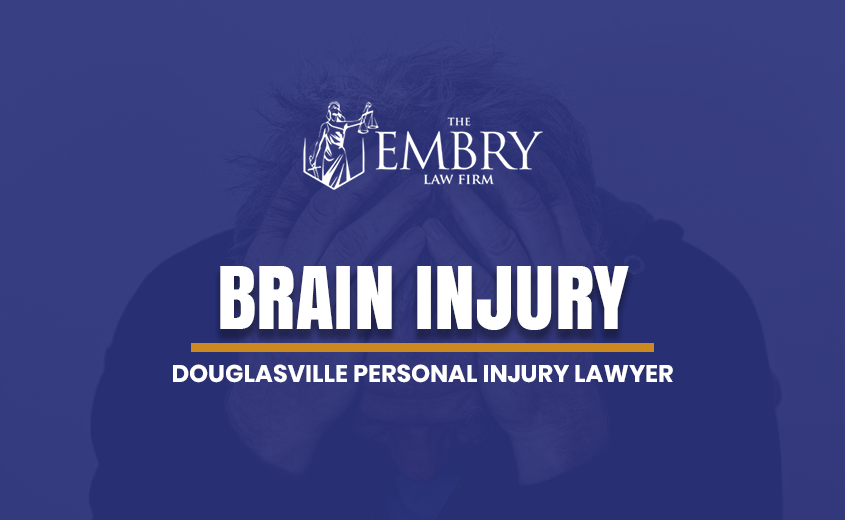 Douglasville Brain Injury Lawyer