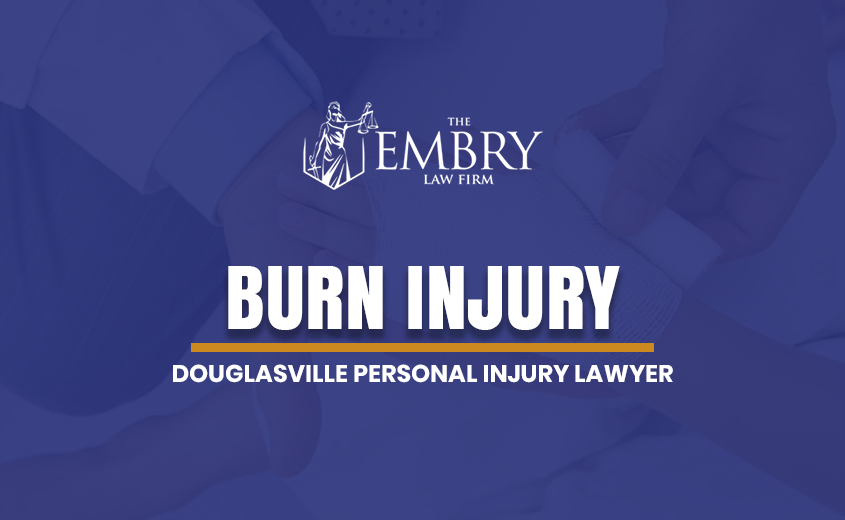 Douglasville Burn Injury Lawyer