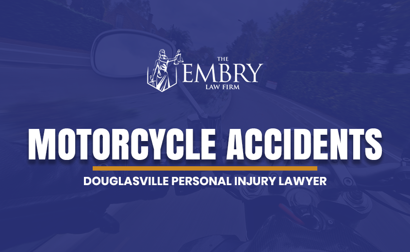 Douglasville Motorcycle Accident Lawyer