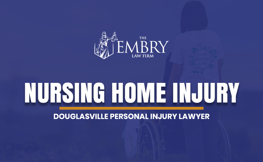 Douglasville Nursing Home Lawyer