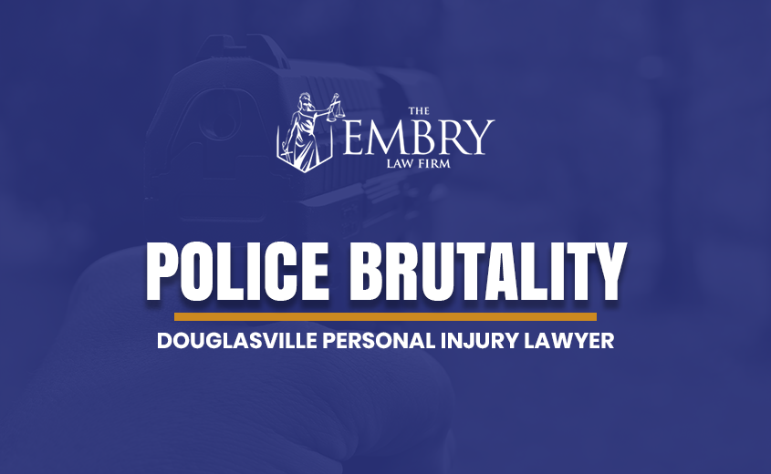Douglasville Police Brutality Lawyer