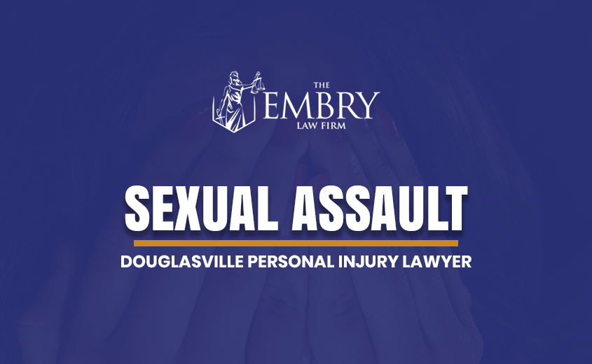 Douglasville Sexual Assault Lawyer