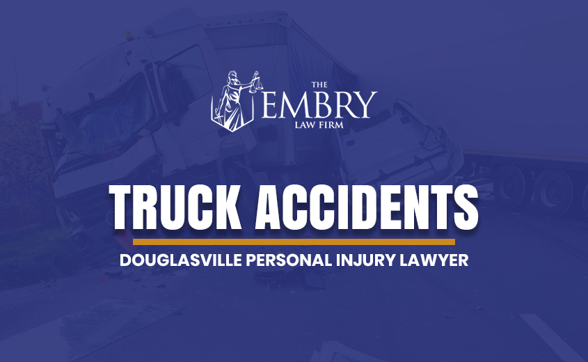 Douglasville Truck Accident Lawyer