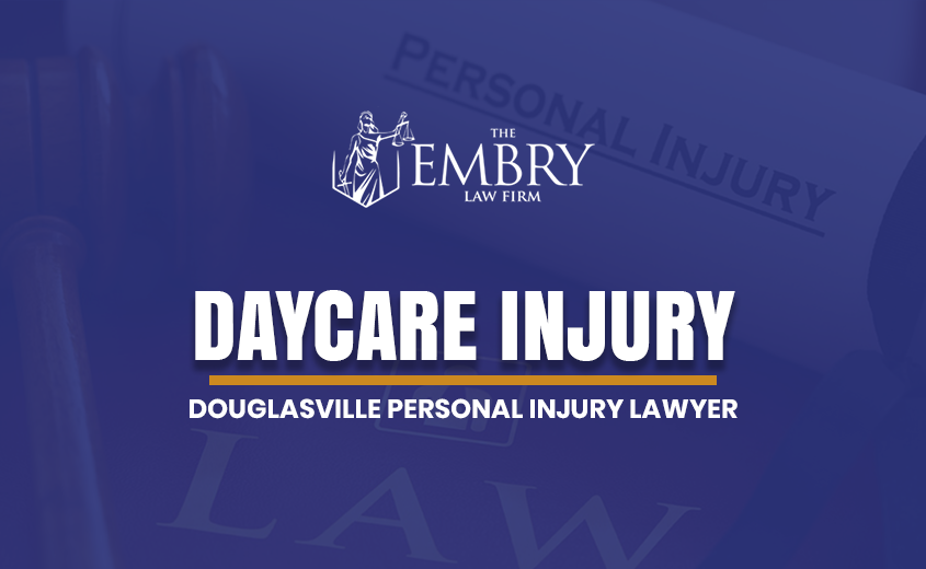 Douglasville Daycare Injury Lawyer