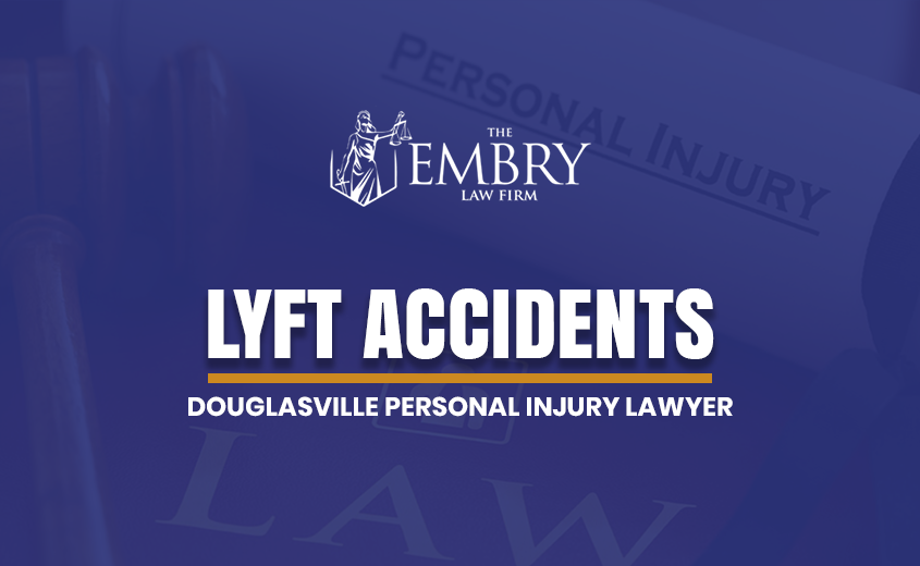 Douglasville Lyft Accident Lawyer
