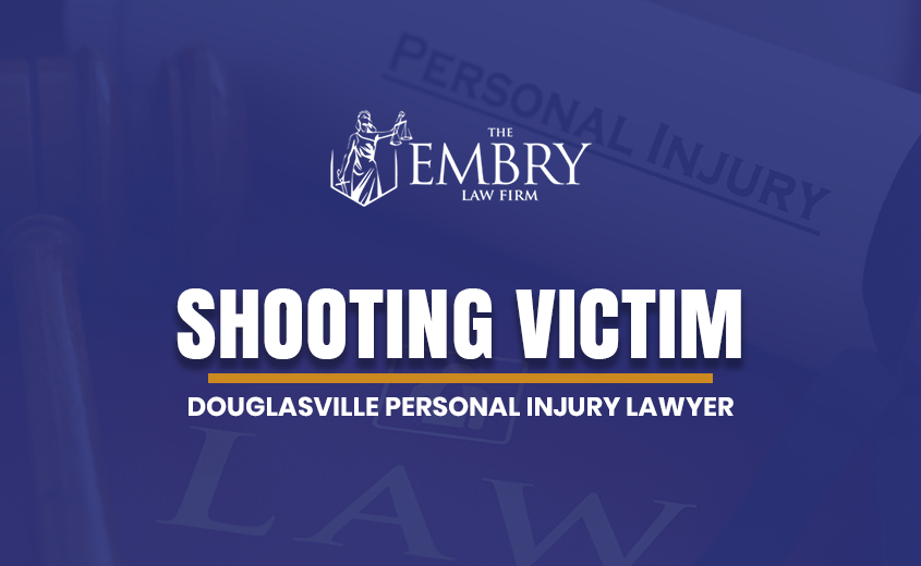 Douglasville Shooting Victim Lawyer