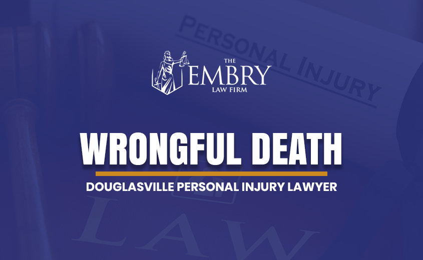 Douglasville Wrongful Death Lawyer